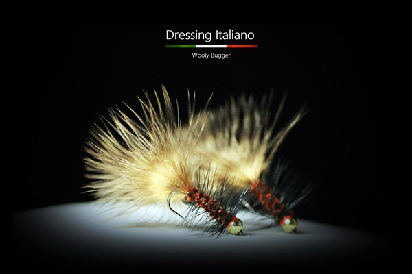 Wooly bugger streamer DI